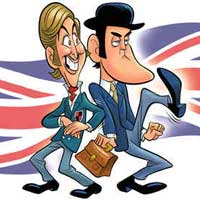 John Cleese and Eric Idle: Together Again At Last ... For The Very First Time