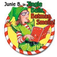 Jingle Bells, Batman Smells!