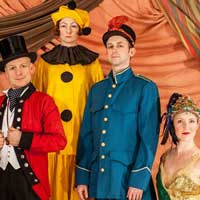 IMPOSSIBLE! A Happenstance Circus