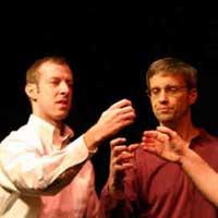 Precipice Improv Theater: A Full-Length Improvised Comic Play